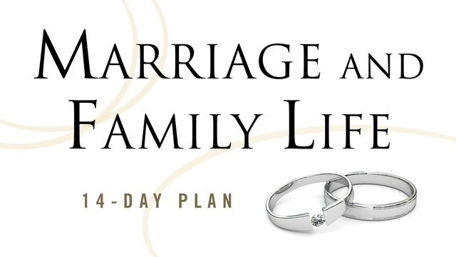 marriage and family life essay Here are 5 facts about the modern family: 1 americans are putting off life's big milestones intermarriage, family and relationships, marriage and divorce.